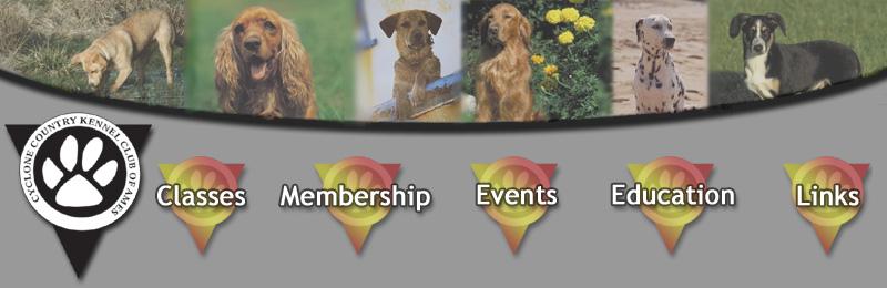 Cyclone Country Kennel Club -- Ames, Iowa